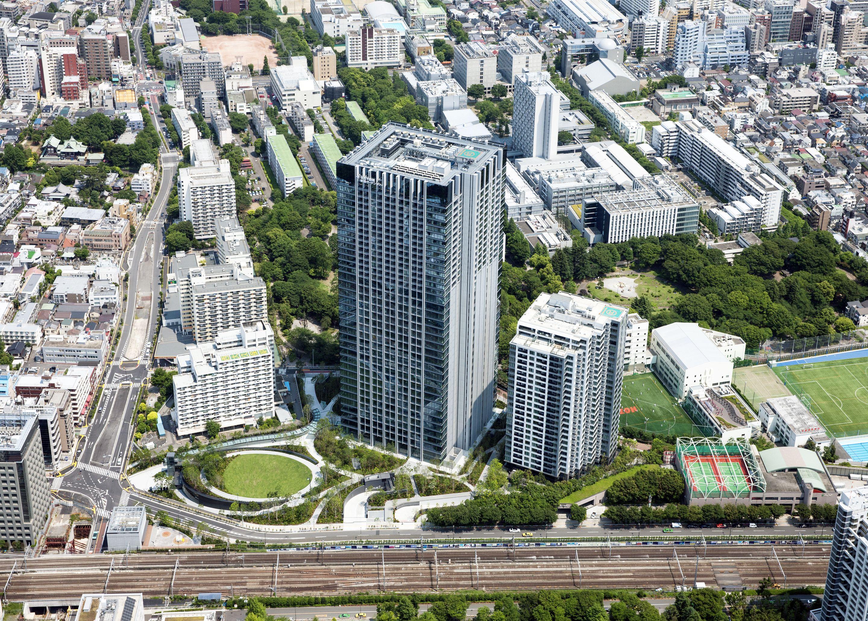西戸山タワーホウムズノースタワー【ホームズ】建 …
