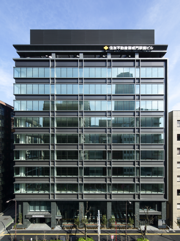 住友不動産元赤坂ビルの物件概要。
