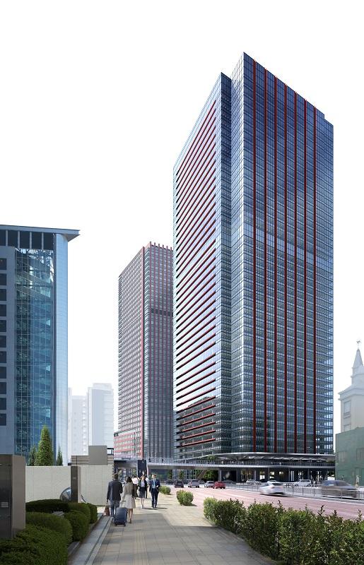 東京三田再開発プロジェクト/港区