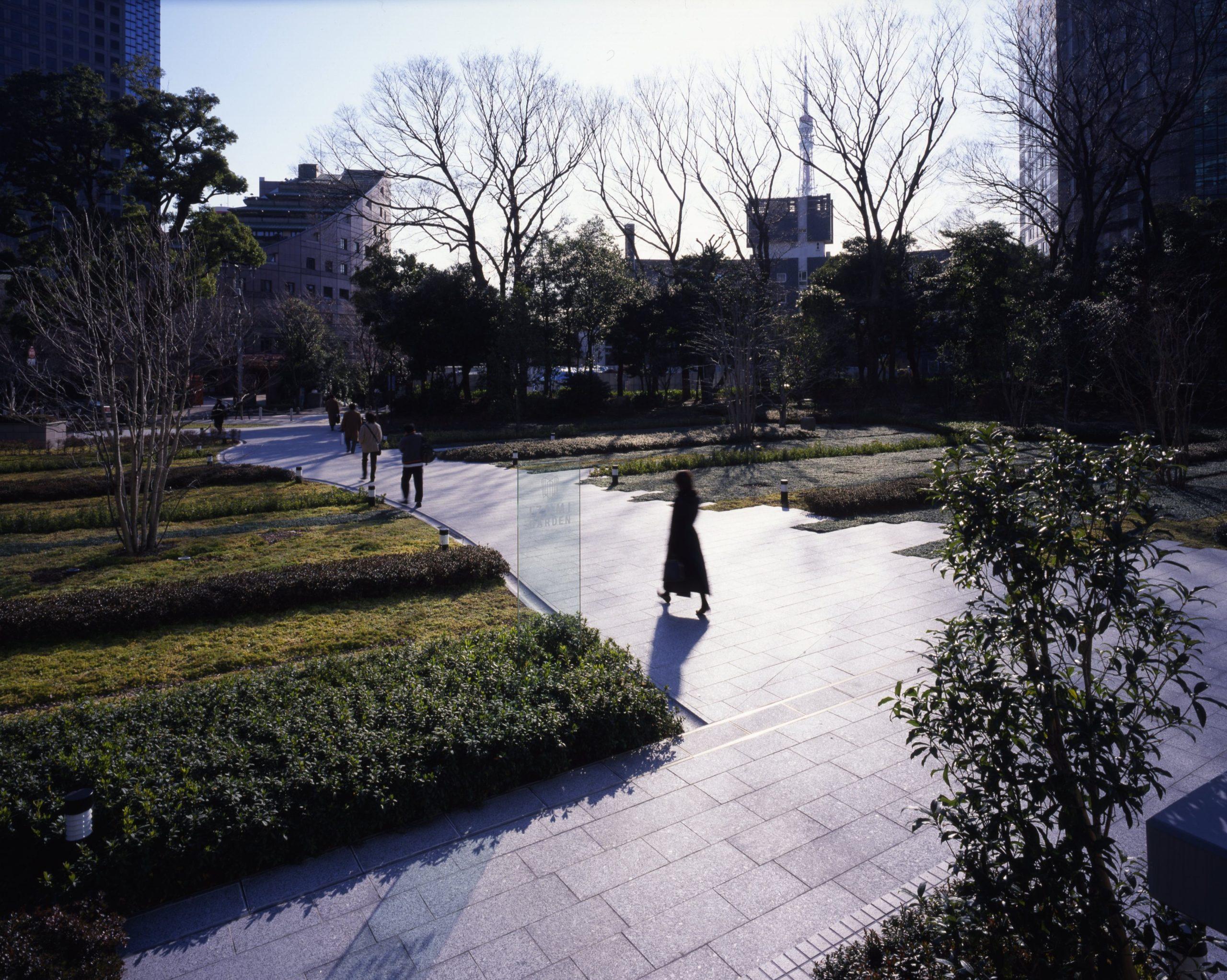 泉ガーデンタワー/港区